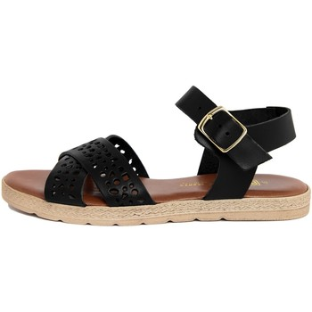 Zapatos Mujer Sandalias Gagliani Renzo  Nero
