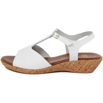 Zapatos Mujer Sandalias Gagliani Renzo  Bianco