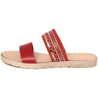 Zapatos Mujer Zuecos (Mules) Gagliani Renzo  Rosso
