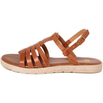 Zapatos Mujer Sandalias Gagliani Renzo  Beige