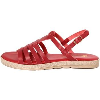 Zapatos Mujer Sandalias Gagliani Renzo  Rosso