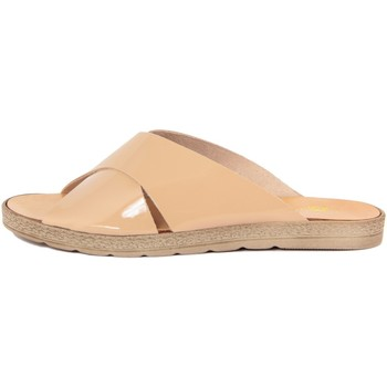 Zapatos Mujer Zuecos (Mules) Gagliani Renzo  Beige
