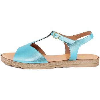 Zapatos Mujer Sandalias Gagliani Renzo  Blu