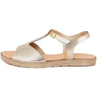 Zapatos Mujer Sandalias Gagliani Renzo  Oro