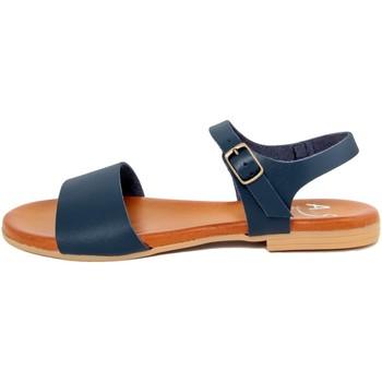 Zapatos Mujer Sandalias Alissa  Blu