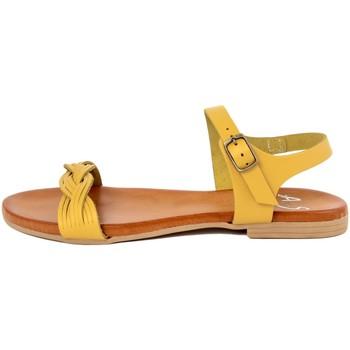 Zapatos Mujer Sandalias Alissa  Giallo