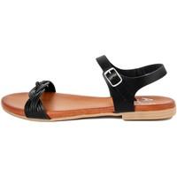 Zapatos Mujer Sandalias Alissa  Nero