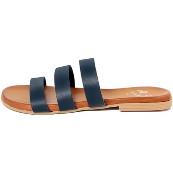Zapatos Mujer Zuecos (Mules) Alissa  Blu