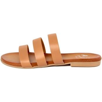 Zapatos Mujer Zuecos (Mules) Alissa  Beige