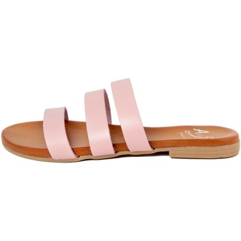 Zapatos Mujer Zuecos (Mules) Alissa  Rosa