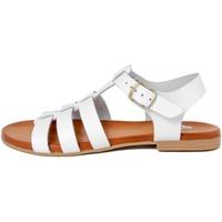 Zapatos Mujer Sandalias Alissa  Bianco