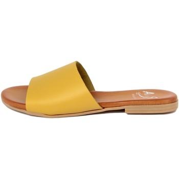 Zapatos Mujer Zuecos (Mules) Alissa  Giallo