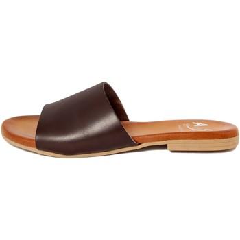 Zapatos Mujer Zuecos (Mules) Alissa  Marrone