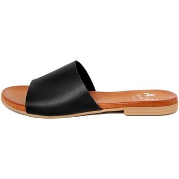 Zapatos Mujer Zuecos (Mules) Alissa  Nero