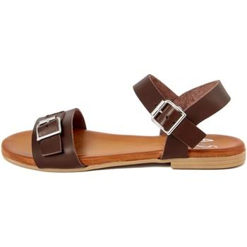 Zapatos Mujer Sandalias Alissa  Marrone