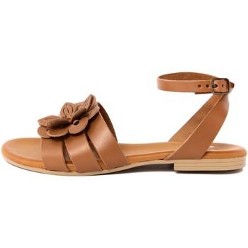 Zapatos Mujer Sandalias Alissa  Beige