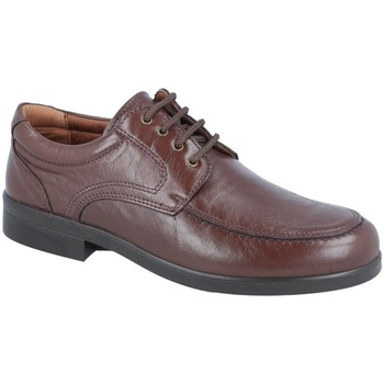 Zapatos Hombre Derbie Luisetti 26851ST MARRON