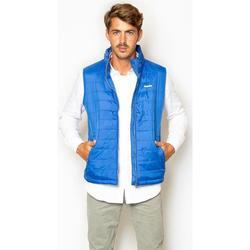textil Hombre Abrigos La Promenade CL01S017 azul
