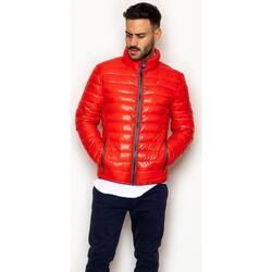 textil Hombre Plumas La Promenade CQ01S020 Rojo