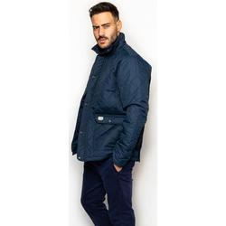 textil Hombre cazadoras La Promenade CQ08S001 azul