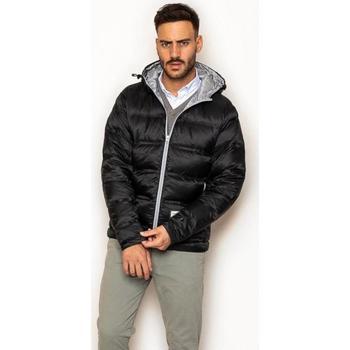 textil Hombre Abrigos La Promenade CQ18S015 Negro