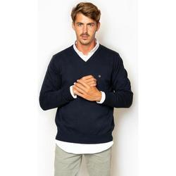 textil Hombre Sudaderas La Promenade JE01S001 azul