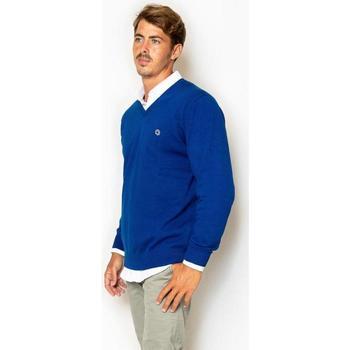 textil Hombre Sudaderas La Promenade JE01S035 azul