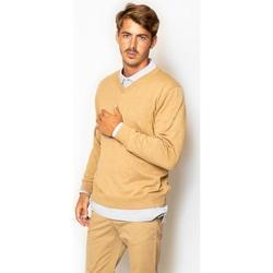 textil Hombre Sudaderas La Promenade JE01S114 marrón
