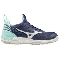 Zapatos Mujer Fitness / Training Mizuno Wave Luminous W Azul marino, Azul turquesa