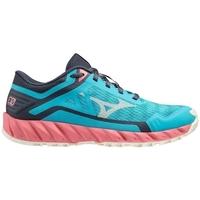 Zapatos Mujer Fitness / Training Mizuno Wave Ibuki 3 Azul, Azul marino