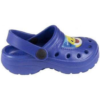 Zapatos Niño Zuecos (Clogs) Cerda 2300004783 Niño Azul marino bleu