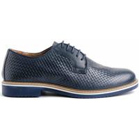Zapatos Hombre Derbie Imac 700120 Azul