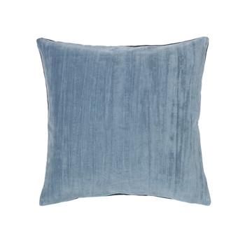 Casa Fundas de cojines Broste Copenhagen HJALTE Azul / Espejismo