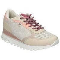 Zapatos Mujer Zapatillas bajas Yumas DEPORTIVAS  DEMI MODA JOVEN BEIGE Beige