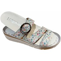 Zapatos Mujer Zuecos (Mules) Calzaturificio Loren LOR5536multi grigio