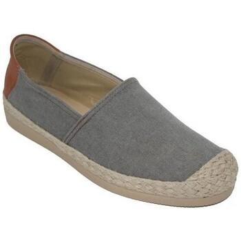 Zapatos Hombre Alpargatas Cbp - Conbuenpie Alpargatas de Yute para hombre by CBP Gris