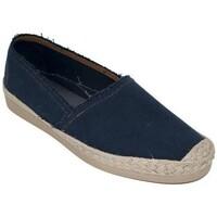 Zapatos Hombre Alpargatas Cbp - Conbuenpie Alpargatas de Yute para hombre by CBP Bleu