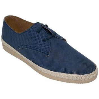 Zapatos Hombre Alpargatas Cbp - Conbuenpie Zapatillas con Yute para hombre by CBP Bleu