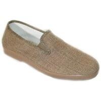 Zapatos Hombre Slip on Cbp - Conbuenpie Zapatillas de Lona Clásicas para hombre by CBP Autres