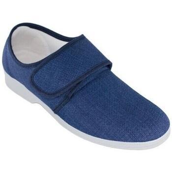 Zapatos Hombre Zapatillas bajas Cbp - Conbuenpie Zapatillas de Lona Clásicas para hombre by CBP Bleu