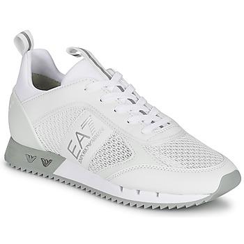 Zapatos Zapatillas bajas Emporio Armani EA7 BLACK&WHITE LACES Blanco