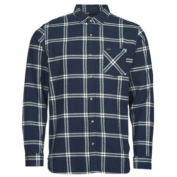 textil Hombre Camisas manga larga Rip Curl CHECKED OUT L/S FLANNEL Azul