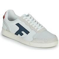 Zapatos Hombre Zapatillas bajas Faguo HAZEL Beige / Azul
