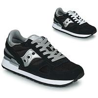 Zapatos Mujer Zapatillas bajas Saucony SHADOW ORIGINAL Negro / Plata