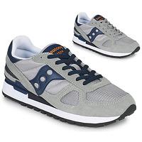 Zapatos Hombre Zapatillas bajas Saucony SHADOW ORIGINAL Gris / Marino