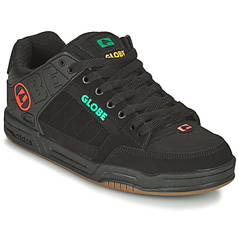 Zapatos Hombre Zapatos de skate Globe TILT Negro / Azul / Naranja
