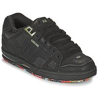 Zapatos Hombre Zapatos de skate Globe SABRE Negro / Azul