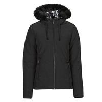 textil Mujer Plumas Desigual SNOW Negro
