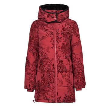 textil Mujer Plumas Desigual JAPAN Rojo