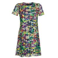 textil Mujer Vestidos cortos Desigual ANN Multicolor